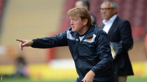 Stuart McCall has decided not to offer David Clarkson a contract