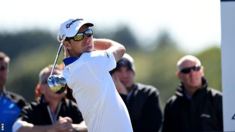 Justin Rose has been in fine form at the Scottish Open at Royal Aberdeen