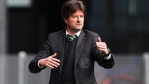 Former FC Groningen manager Pieter Huistra