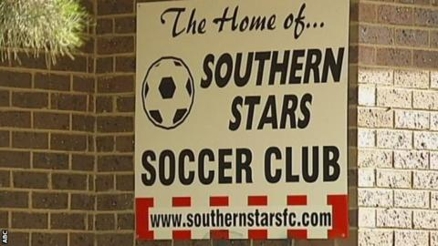 Southern Stars Soccer Club in Victoria