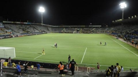 Maccabi Tel Aviv's Bloomfield Stadium