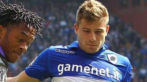 Leeds United signing Gaetano Berardi