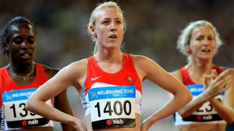 Jemma Simpson at Melbourne 2006