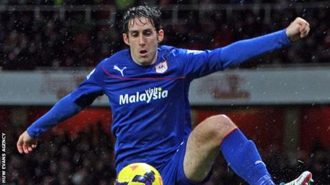 Peter Whittingham recently signed a Cardiff contract extension until June 2017
