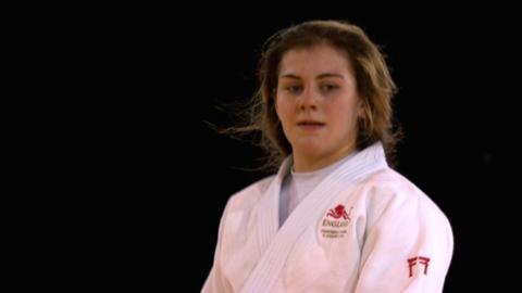 English judoka Katie Jemima Yeats-Brown
