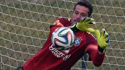 Julio Cesar of QPR
