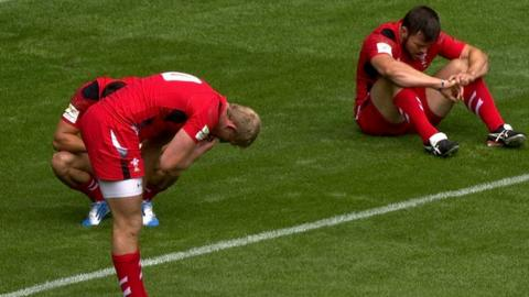 Welsh heartbreak against Australia