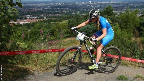 Scotland rider Lee Craigie