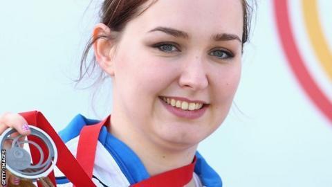 Scotland's Jen McIntosh