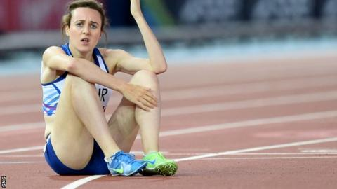 Scotland's Laura Muir