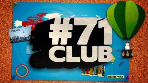 BBC Sport's #71 Club