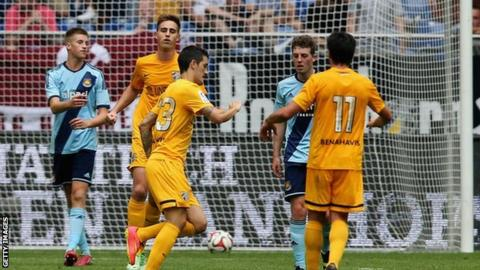 West Ham lose to Malaga