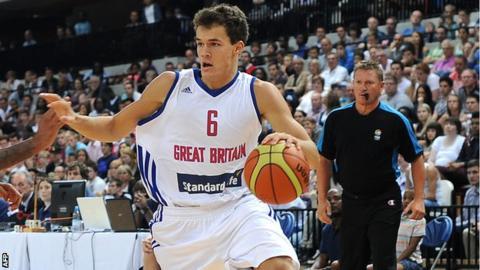 GB's Devon Van Oostrum