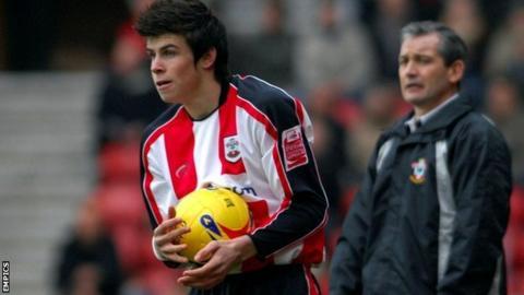 Bale for Southampton