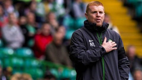 Former Celtic manager Neil Lennon