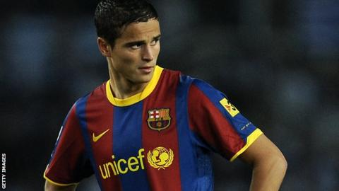 Ibrahim Afellay in action