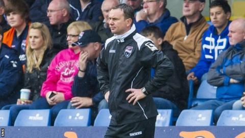 Ross County manager Derek Adams felt his side deserved a draw against St Johnstone.