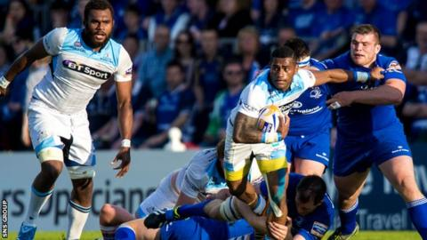 Glasgow lost 34-12 at the RDS in last season's Pro12 final