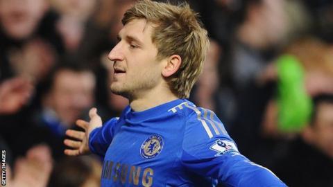 Chelsea's Marko Marin