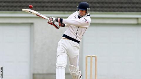 Northern Knights batsman Craig Ervine