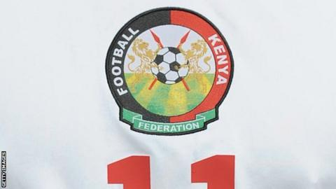 Football Kenya Federation logo