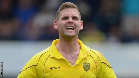 Burton Albion's Billy Kee