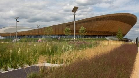 Lee Valley VeloPark velodrome
