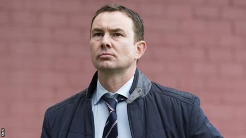 Derek Adams felt the best team lost as Ross County went down 2-1 to Dundee United.
