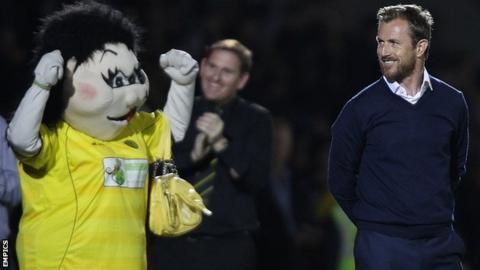 Gary Rowett enjoys Burton's League Cup victory over QPR