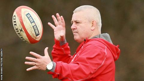 Warren Gatland has led Wales to three Six Nations titles including two Grand Slams