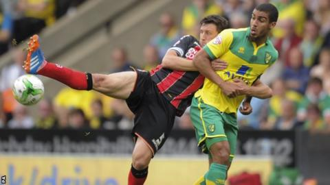 Tommy Elphick and Lewis Grabban
