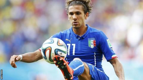 Alessio Cerci joins Atletico Madrid