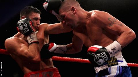 Nathan Cleverly fights Tony Bellew