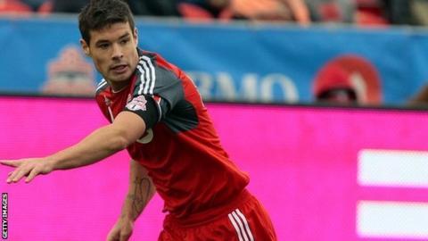 Former Celtic, Toronto and Metalurh Donetsk defender Darren O'Dea