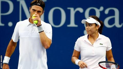 Ross Hutchins and Yung-Jan Chan