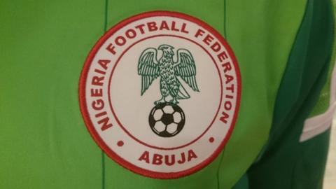 The Nigeria Football Federation logo