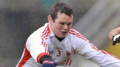 Peter Donnelly was a double All-Ireland winner with Tyrone