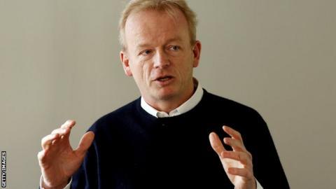 Saracens chief executive Edward Griffiths