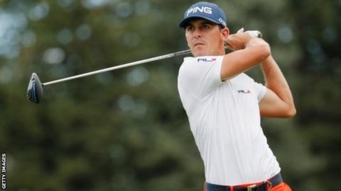 US golfer Billy Horschel