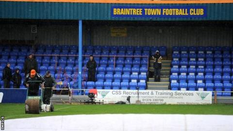 Braintree ground