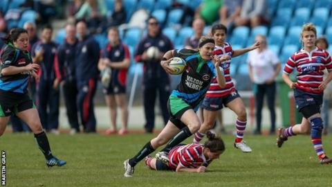 Guernsey Ladies rugby team