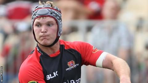 Canterbury fly-half Tyler Bleyendaal has agreed a move to Munster