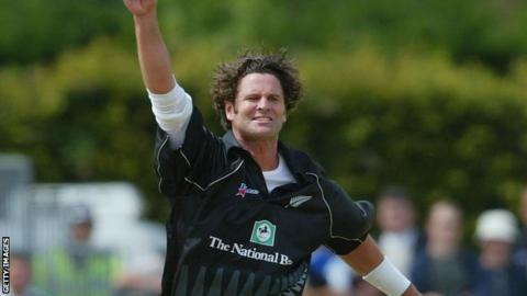Former New Zealand all-rounder Chris Cairns