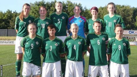 Northern Ireland Women
