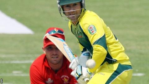 Michael Clarke has scored 7,751 ODI runs at an average of 45.06 with a strike-rate of 78.64