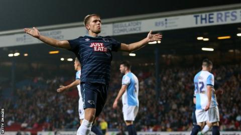 Blackburn v Derby