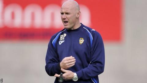 Port Vale caretaker manager Robert Page