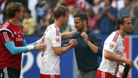 Hamburg v Bayern Munich
