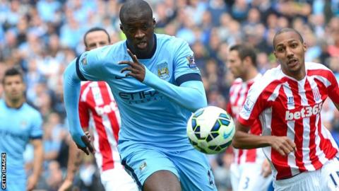 Yaya Toure Manchester City Have Point To Prove Against