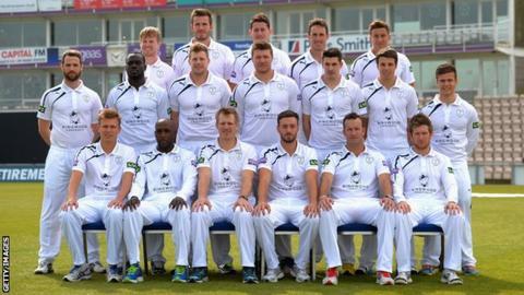 Hampshire cricket team